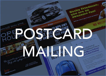 Postcards for Direct Mail
