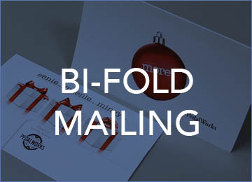 Bifolds for Direct Mail