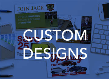 exceptional direct mail design
